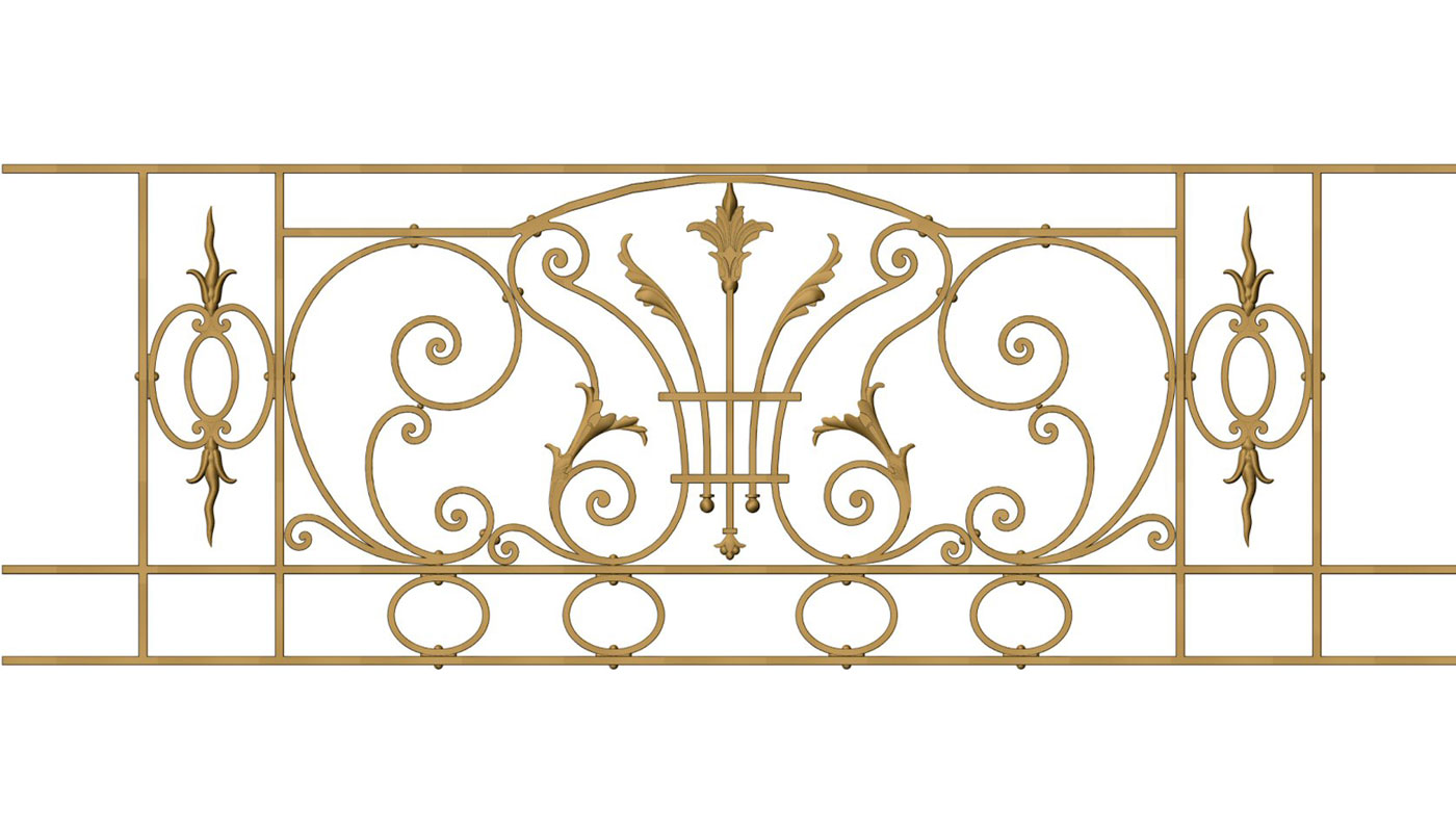 fontes et traditions fonderie d 39 art fran aise garde corps en fonte. Black Bedroom Furniture Sets. Home Design Ideas
